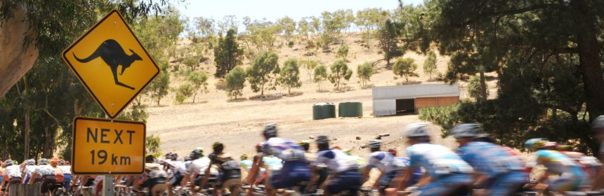 TOUR DOWN UNDER - STAGE TWO