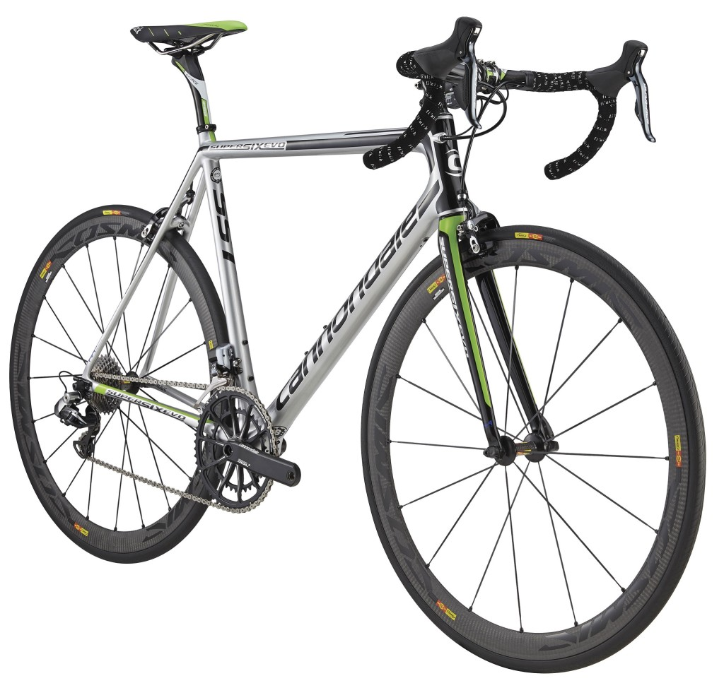 2016 cannondale supersix evo