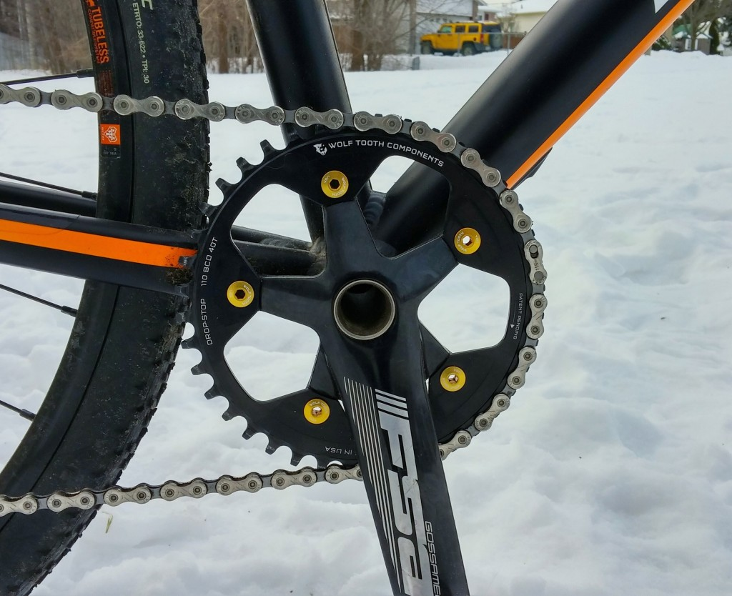 wolf tooth drop-stop chainring